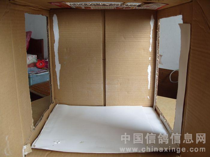 自制摄影棚-纸箱子-正面4